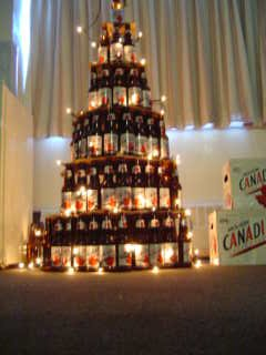 This Is oue X-mass Tree