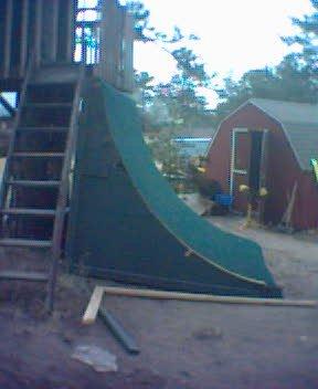 my starting ramp