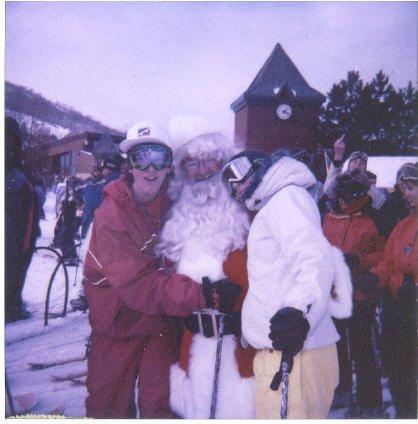 jodi / charles and the drunken santa