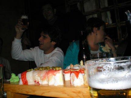 Sushi Village.....mmmmmmm
