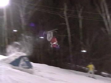 first back flip ever