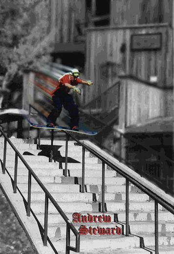 garfinkles rail..did some editing on the pic...sick!!!
