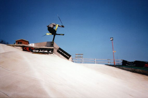 540 toxic on dry slope