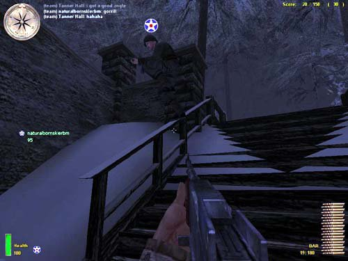 Fastslide - Medal of Honor style