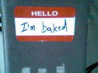 hello... my name is...