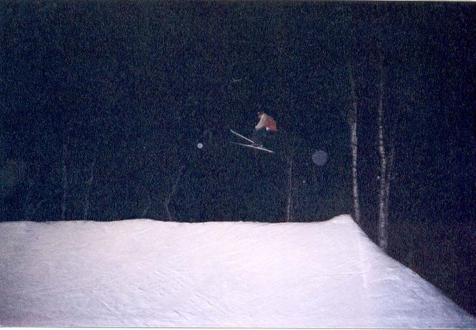 unnat 180 tail before the grab(for a second time)