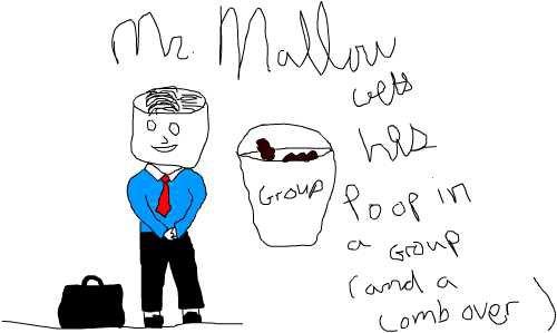 mr mallow takes a 180