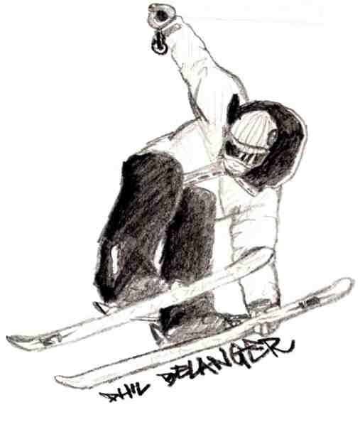 phil belanger sketch