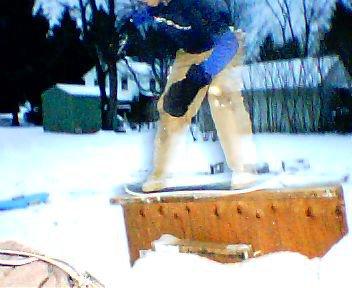 snowsk8ing