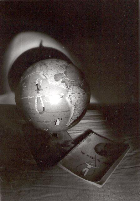 Painting With Light - Globe