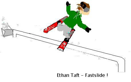 Why dont skiiers do this jib ?!?!?! (dope drawing ;)