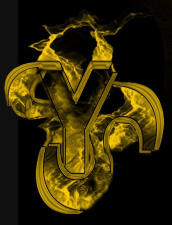 YSP fire logo...first draft, needs some work, but decently cool effect on it
