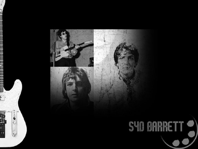 syd barret is the man