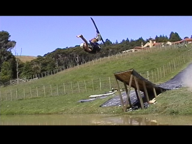 home made water ramp rodeo 5