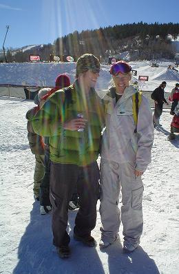 Me and Kristi