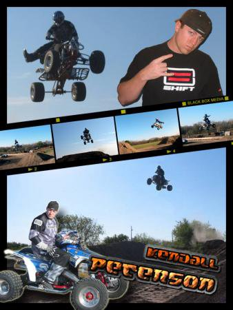 Quad Freestyler Kendall Peterson