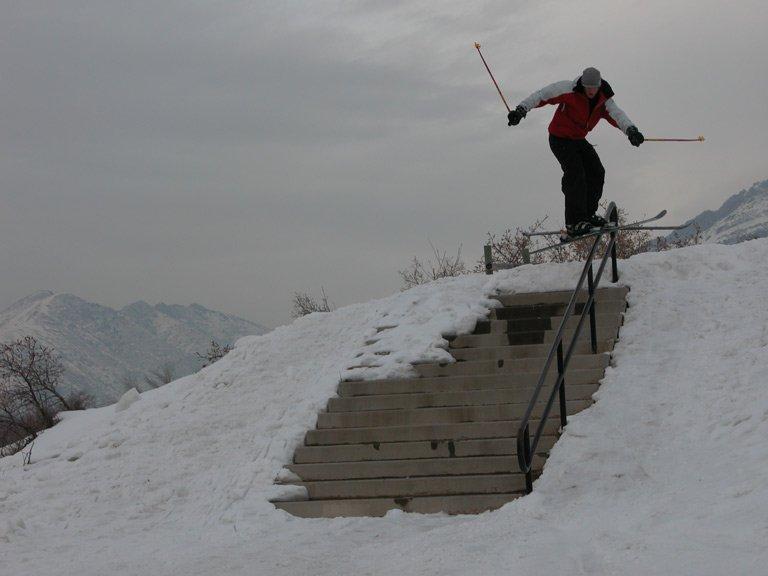 16 Stair Handrail