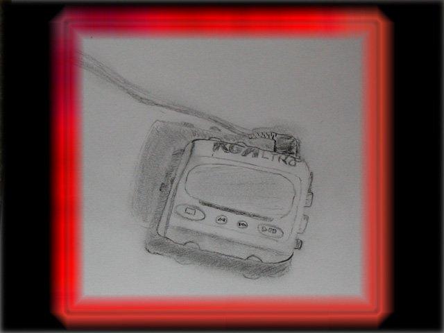 mp3 player sketch second sketch ever