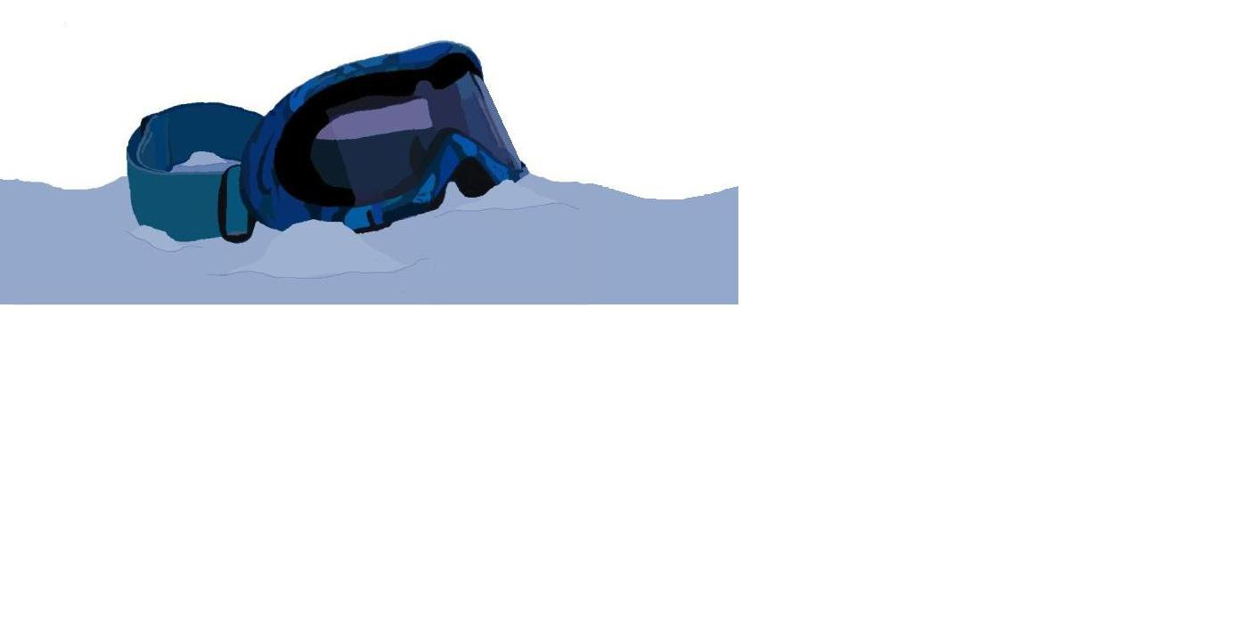 goggles - T shirt design