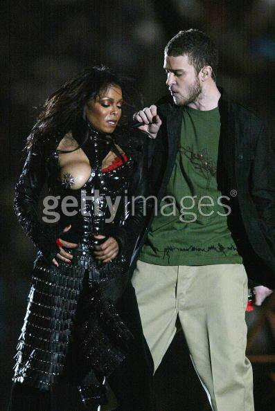 janet jacksons tit at the super bowl