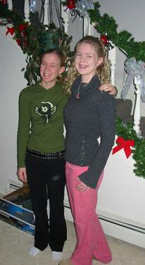 me and my much taller and prettier little sister