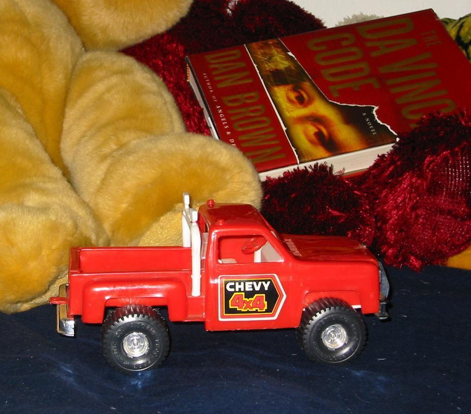My very first truck... '89 Chevy foe bah foe