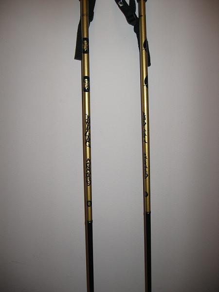 K2 Public Enemy Ski Pole #1