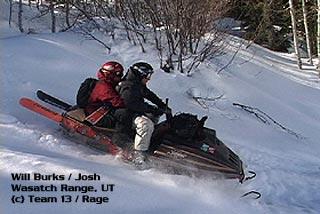 Ski-doo Pantera