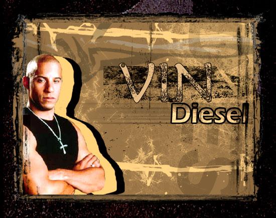 Vin Diesel! So Hot!