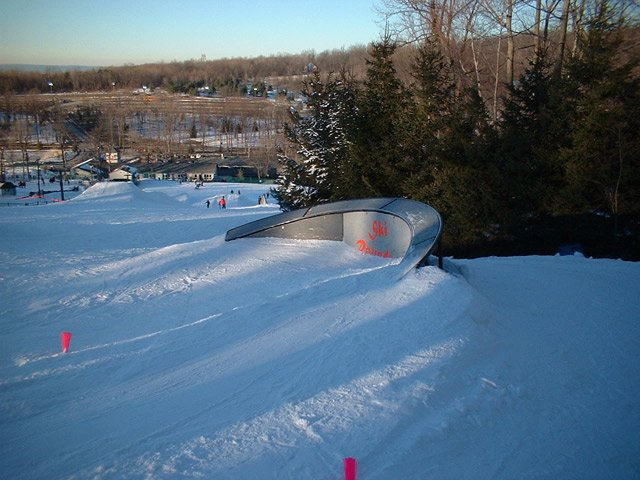 New C-Box (Sorry for the lack of a skier)