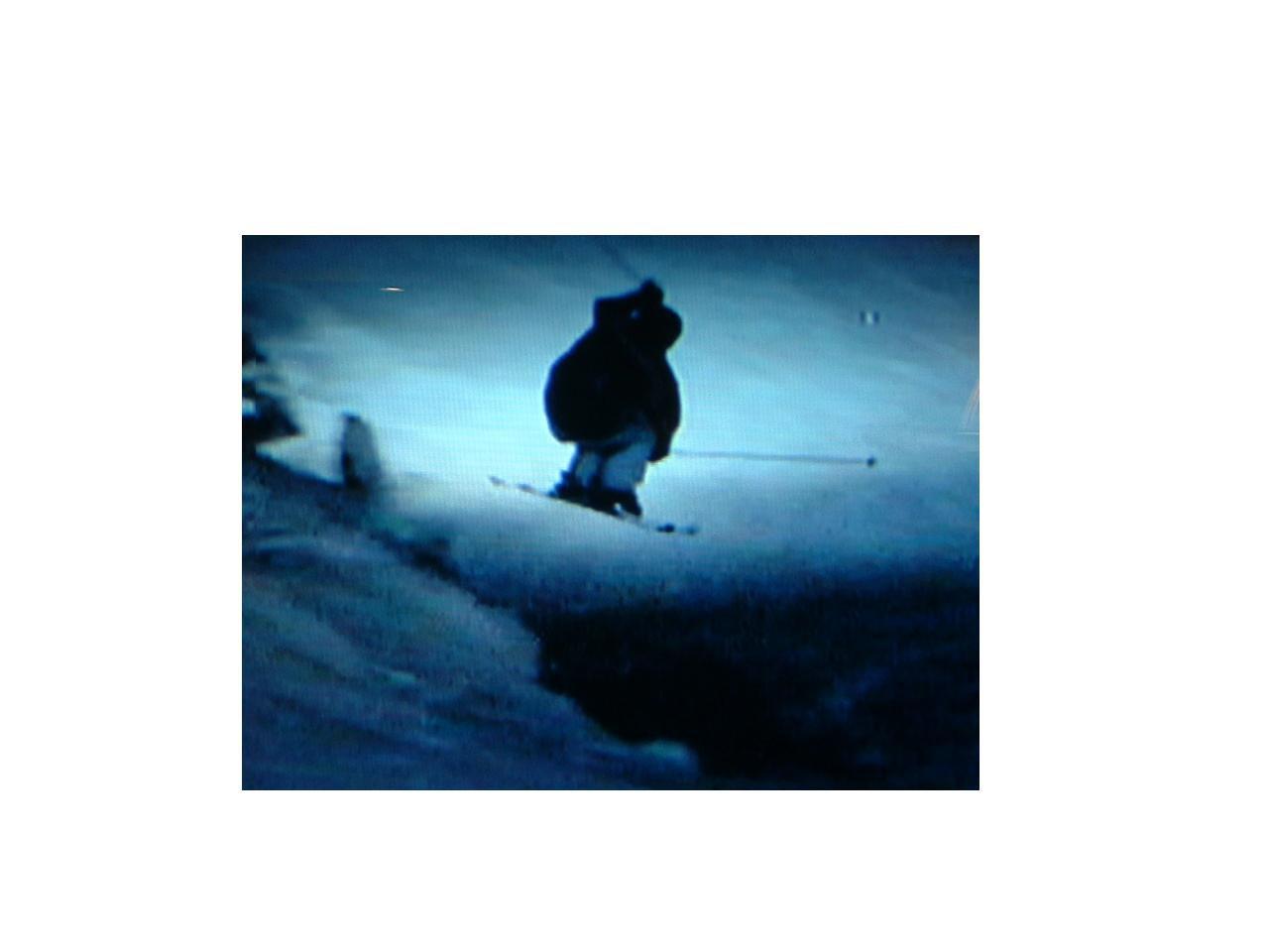 Hucking  Gunbarrel , Ski Roundtop PA