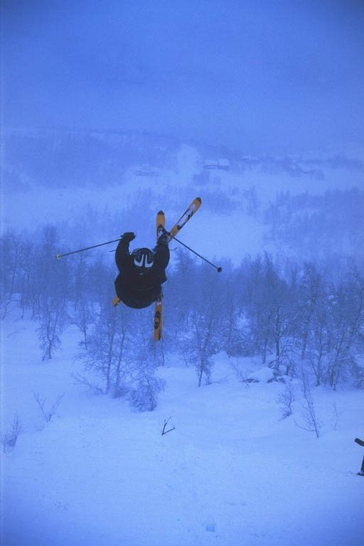 this is me in Norway Cup in telemark when we played on the box