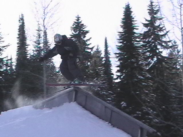 Kink rail with some style