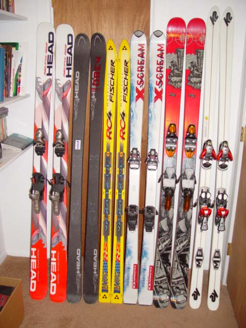 my quiver.... updated