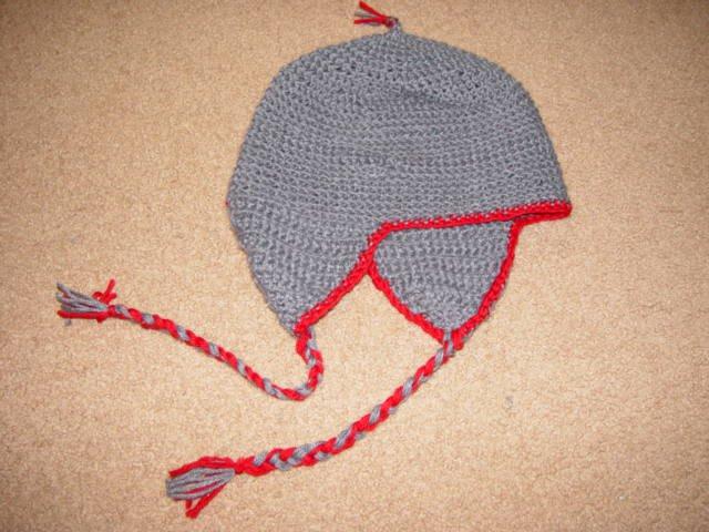 hat i made...