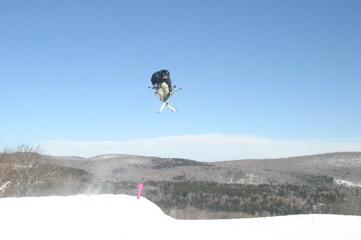 360 over 60 ft at mt. snow