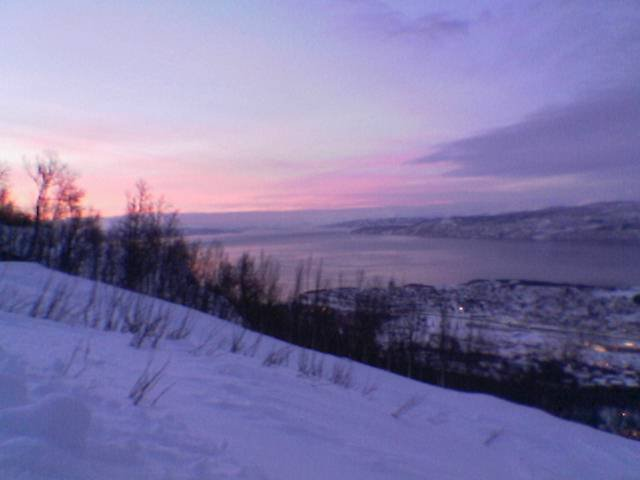 Sunset, shot with my Nokia phone