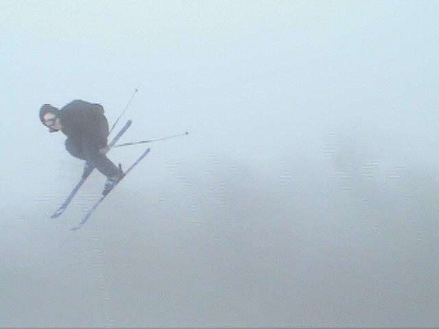 cork 3 in heavy fog