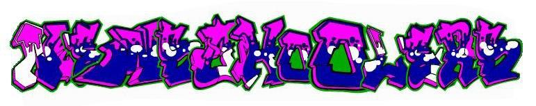 "Home made ""Newschoolers"" Graffit"