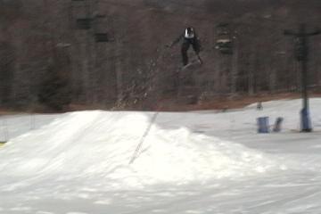 Big 3 small jump