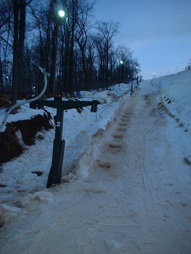 Bored of your average superpipe? Try this...