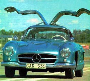 Classic Mercedes Gullwing