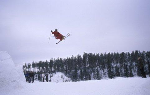 Risto Korhonen at Mikkeli Big Air '04