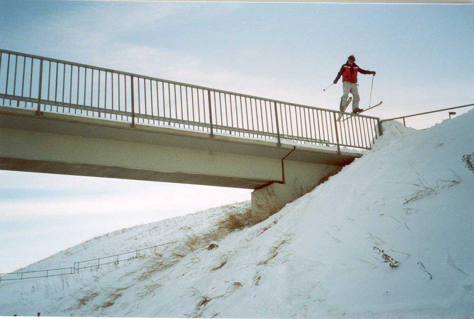 gRINDIN a BRIDGE