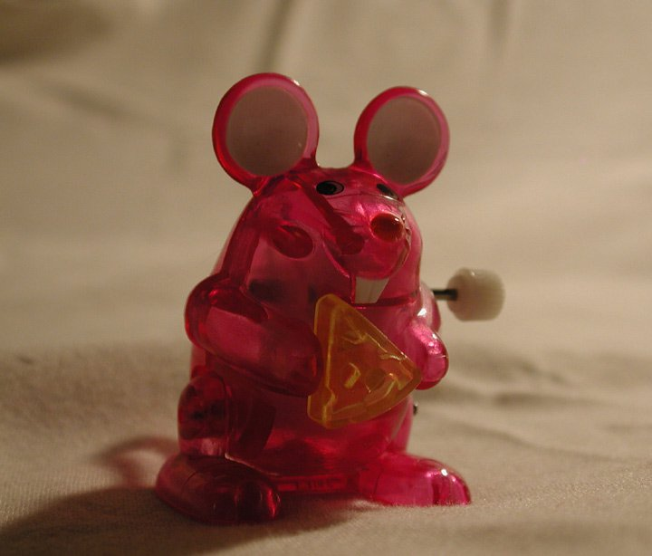 Wind-Up Mouse