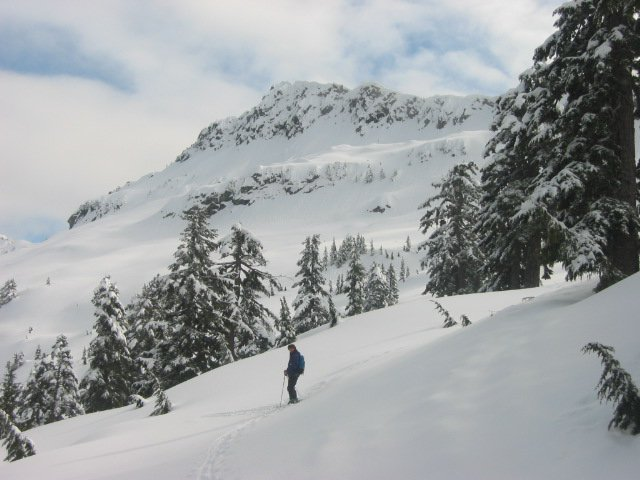 The Peak, Cliff Band