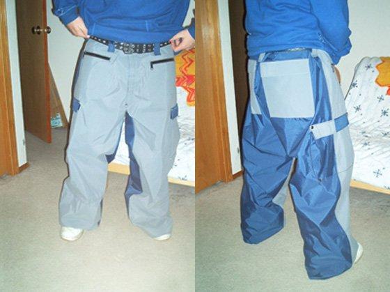 my new pants