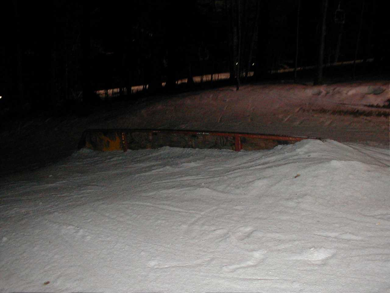 Nashobas Biggest and only rail