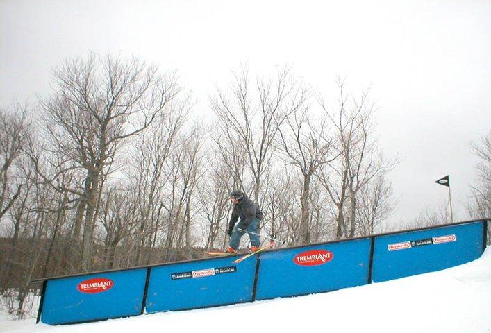 30 ft. Down Rail