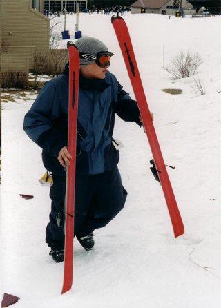 leavin the condo 2 go ski